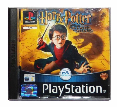 Harry Potter and the Chamber of Secrets - Playstation
