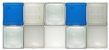 10 Game Boy Third-Party Empty Protective Cases