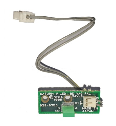 Saturn Replacement Part: Official Model 1 Power LED Board - Saturn