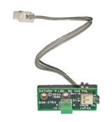 Saturn Replacement Part: Official Model 1 Power LED Board
