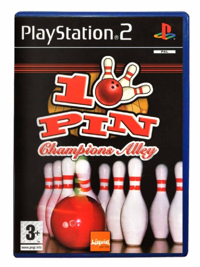 10 Pin Champions Alley - Playstation 2