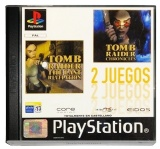2 Games: Tomb Raider: The Last Revelation + Tomb Raider: Chronicles