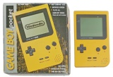 Game Boy Pocket Console (Yellow) (MGB-001) (Boxed)