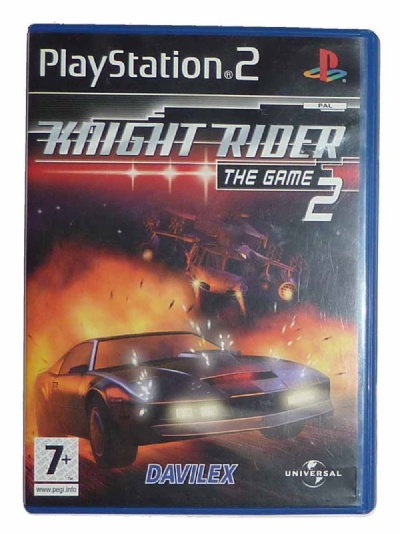 Knight Rider 2: The Game - Playstation 2