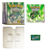 Pokemon: Emerald Version (Boxed with Manual)