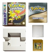 Pokemon: Gold Version (Boxed with Manual)