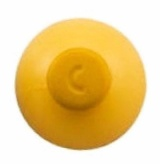 Gamecube Right Analog Controller Thumbstick (Yellow)