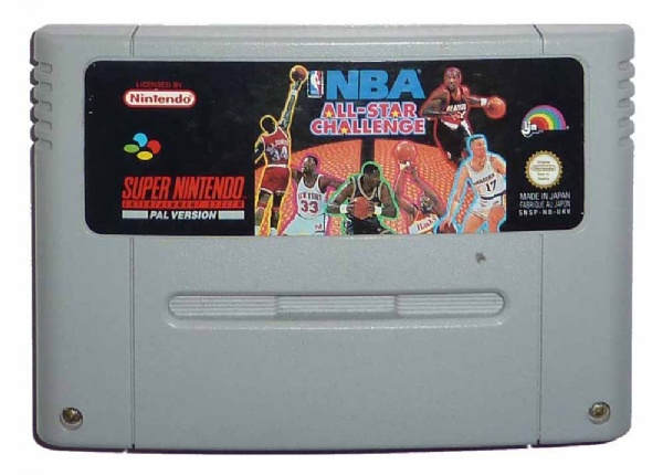 30174a643d7 Buy NBA All-Star Challenge SNES Australia