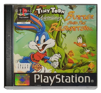 Tiny Toon Adventures: Buster and the Beanstalk - Playstation