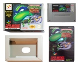 Teenage Mutant Hero Turtles: Tournament Fighters (Boxed with Manual)