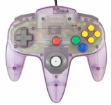 N64 Official Controller (Atomic Purple)