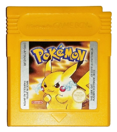 Pokemon: Yellow Version: Special Pikachu Edition - Game Boy