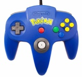 N64 Official Controller (Pokemon Blue)