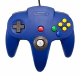 N64 Official Controller (Blue)