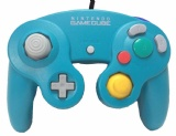 Gamecube Official Controller (Emerald Blue)