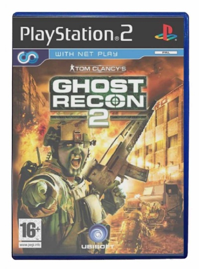 Tom Clancy's Ghost Recon 2 - Playstation 2