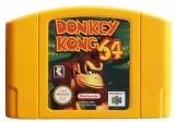 Donkey Kong 64 (Limited Yellow Edition)
