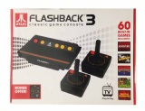 Atari 2600 Console + 2 Controllers (Flashback 3) (Boxed)