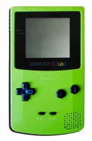 Game Boy Color Console (Kiwi Green) (CGB-001)