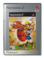 Jak and Daxter: The Precursor Legacy (Platinum Range)