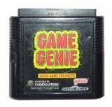Mega Drive Game Genie Cheat Cartridge