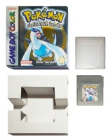 Pokemon: Silver Version (Boxed)