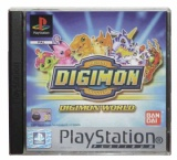 Digimon World (Platinum Range)