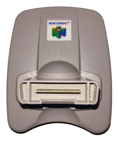 N64 Official Transfer Pak (NUS-019) - N64