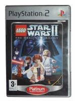 LEGO Star Wars II: The Original Trilogy (Platinum Range)