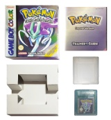 Pokemon: Crystal Version (Boxed with Manual)