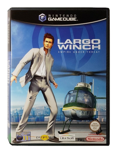 Largo Winch: Empire Under Threat - Gamecube