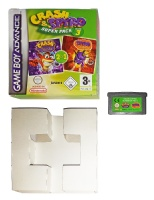 Crash & Spyro Super Pack Volume 3: Crash Bandicoot Fusion + Spyro Fusion (Boxed)