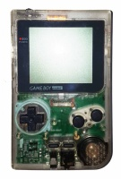 Game Boy Pocket Console (Clear) (MGB-001)