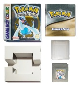 Pokemon: Silver Version (Boxed with Manual)