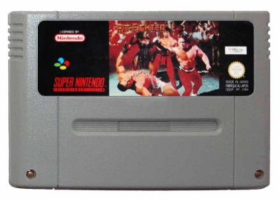 Pit-Fighter - SNES