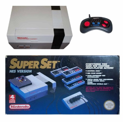 how to set up snes controller