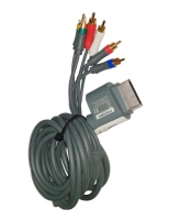 Xbox 360 TV Cable: Official Component HD AV