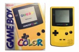 Game Boy Color Console (Dandelion Yellow) (CGB-001) (Boxed)