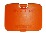 N64 Expansion Pak Lid Cover (Fire Orange)