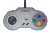 SNES Controller: Logic 3 Action Pad SN