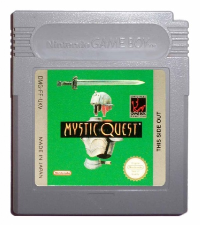 Mystic Quest - Game Boy