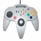 N64 Controller: Competition Pro Turbo Controller