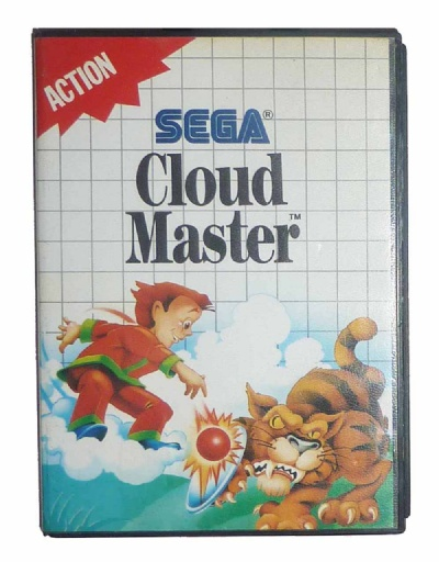 Cloud Master - Master System