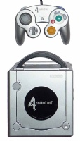 Gamecube Console + 1 Controller (Resident Evil 4 Limited Edition)
