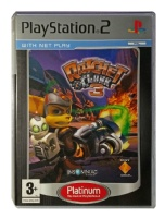 Ratchet & Clank 3: Up Your Arsenal (Platinum Range)
