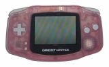 Game Boy Advance Console (Fuschsia Pink)