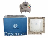 Dreamcast Console + 1 Controller (Boxed)