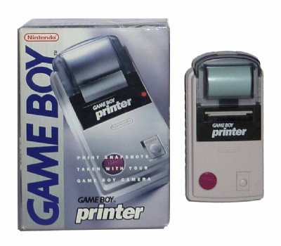 Game Boy Official Printer (MGB-007) (Boxed) - Game Boy
