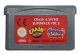 Crash & Spyro Super Pack Volume 2: Crash Nitro Kart + Spyro 2: Season of Flame