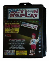 Master System Pro Action Replay Cheat Cartridge (Boxed)